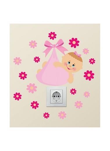 Disney Bebek Priz Sticker Renkli